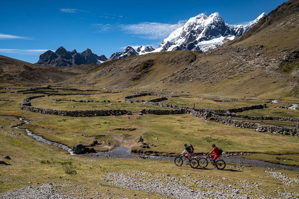 Athletes Jordie Lunn Brett Tippie Location Peru
