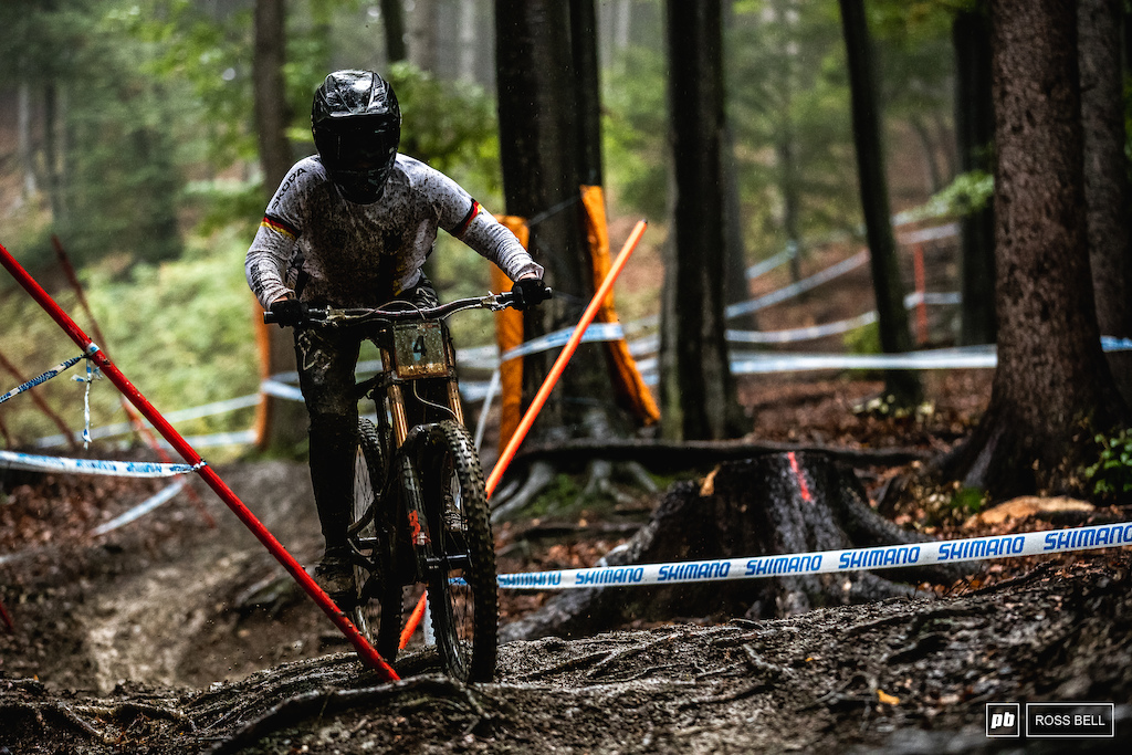 Anastasia Thiele took a comfortable fastest qualifier in the junior women, can she replicate that tomorrow?