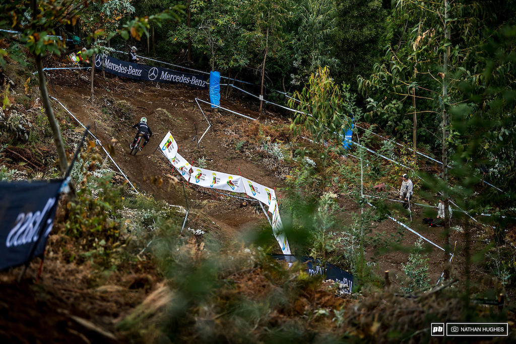 No doubt on of the most beautiful tracks we ve been lucky to have a World Cup at.