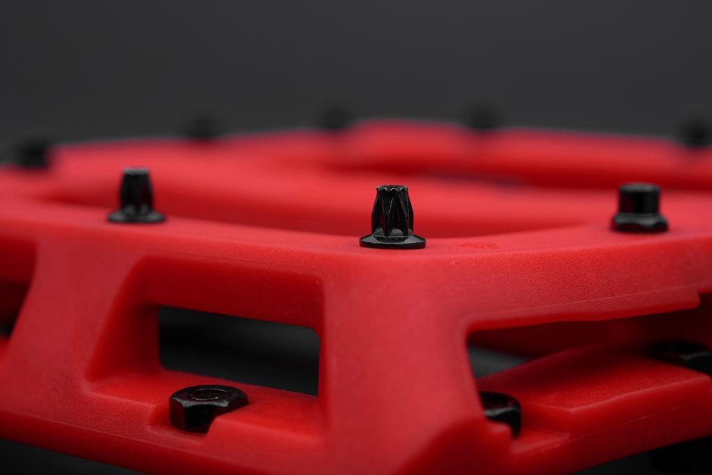 V11 Red Closeup