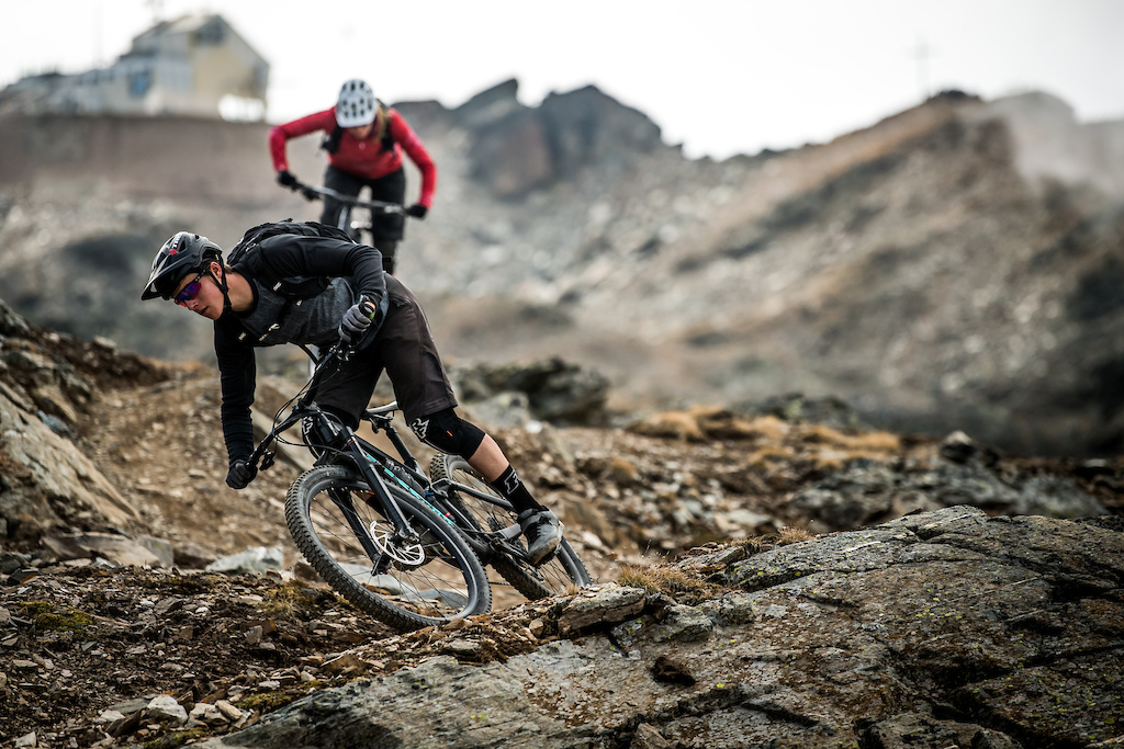 Enduro Allmountain Bike Mountainbike Trail Rothorn Rothorntrail