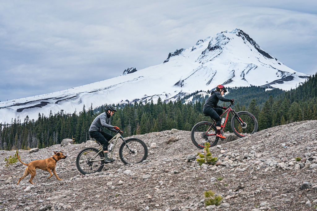 Our Trail-Series layering system means challenging weather is no longer an excuse. Get outside and get after it