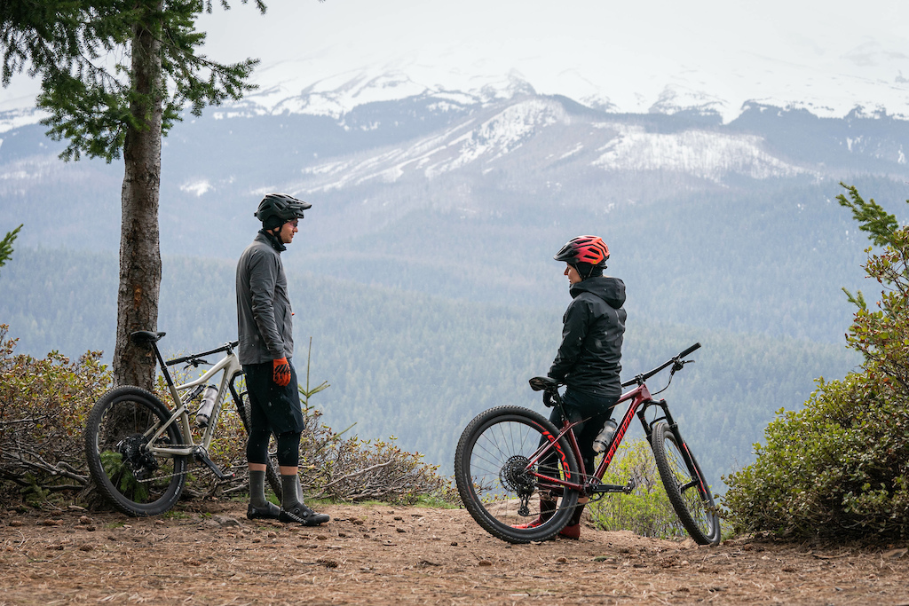 Our Trail-Series essentials are designed to be mixed and matched with strategically crafted pieces to meet the ever-changing demands of weather and the performance needs of savvy riders trail rippers and committed commuters.
