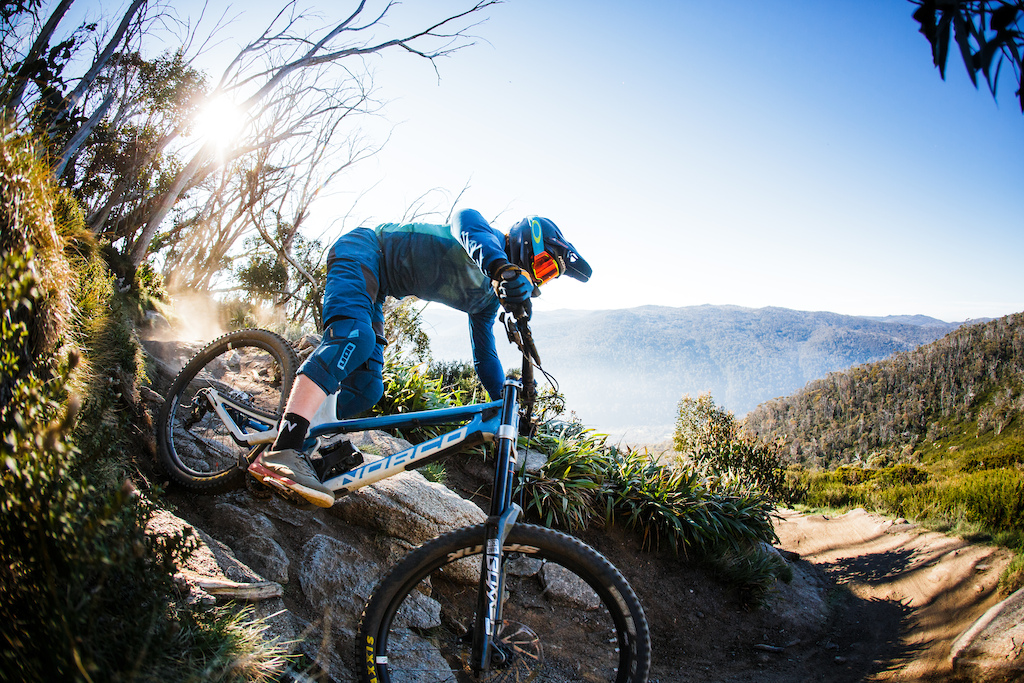 Thredbo is Australia s premier mountain bike park