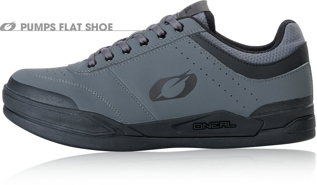 With the PUMPS Shoe we bring a shoe that is as technically competent as any other flat shoe in the range but with more casual styling can be worn all day with jeans making a true one-stop solution for not only your riding shoe needs but possibly all your shoe needs