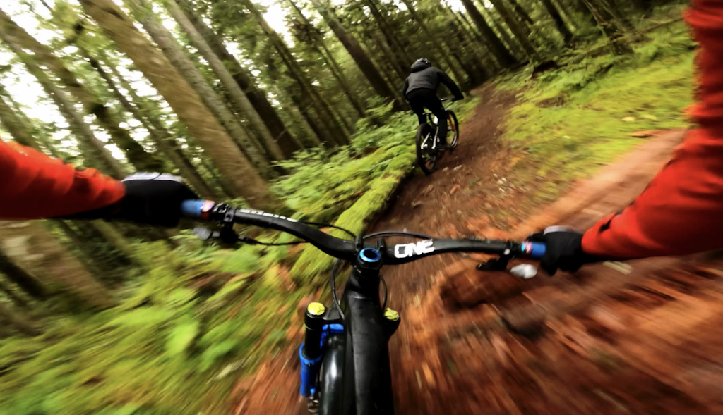 New Trail Preview with World Cup Racer Forrest Riesco