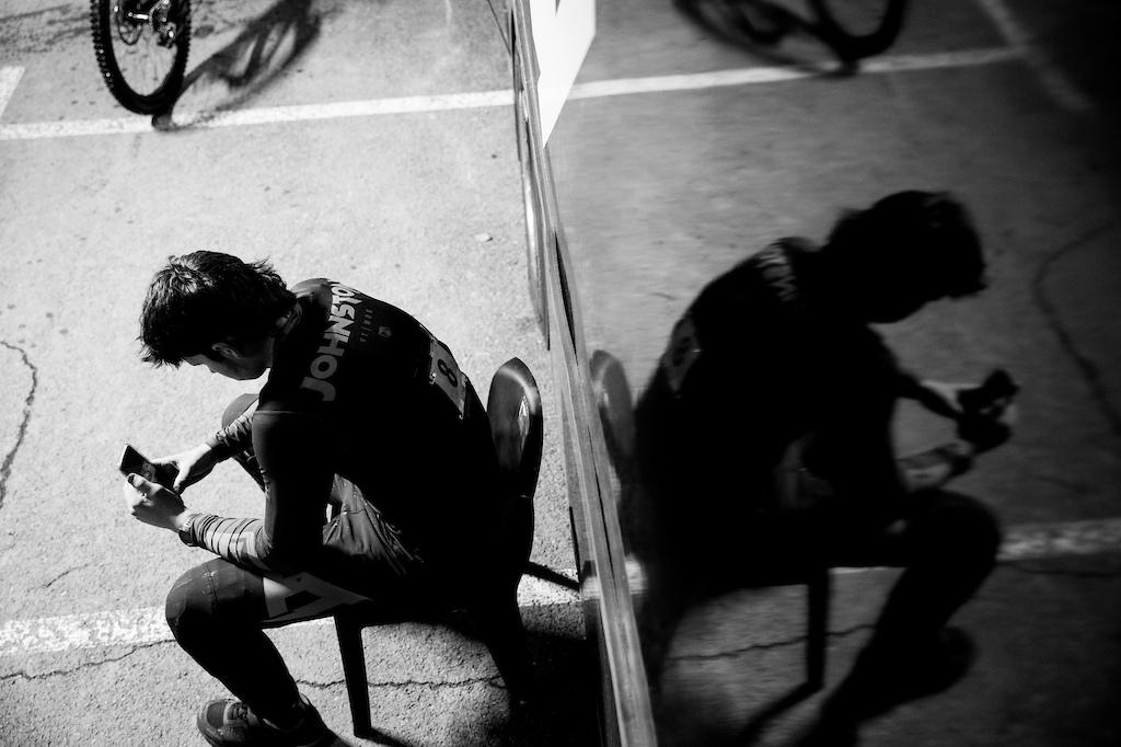 Shot by Isac Paddock