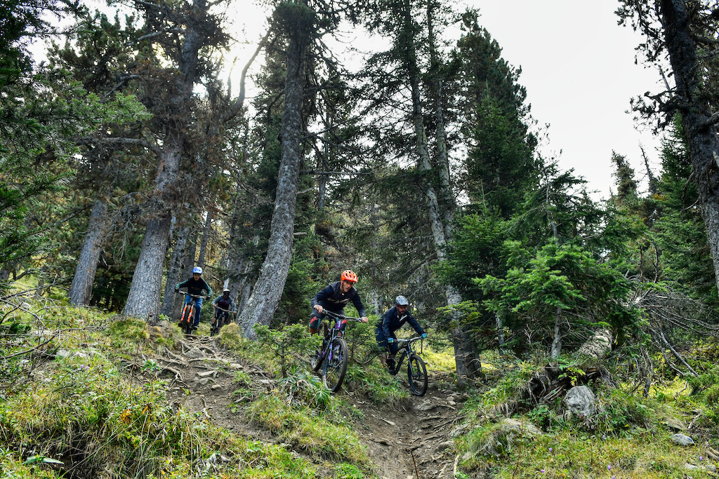 Pruedo trail is one of the main trails in Enduromies area you MUST do it