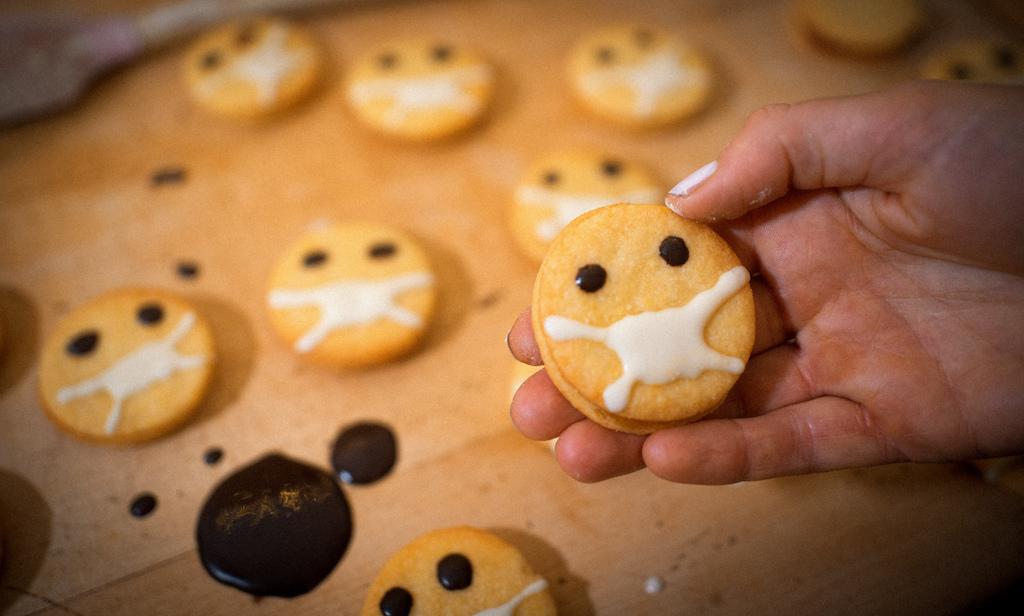 The Covid Christmas Bakery