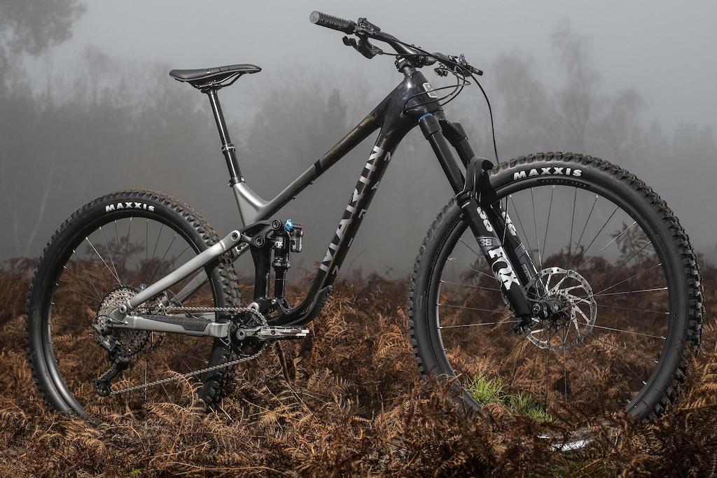 27.11.20. Marin Bikes Alpine Trail 2 Carbon. Rider Matt Jones. PIC Andy Lloyd www.andylloyd.photography