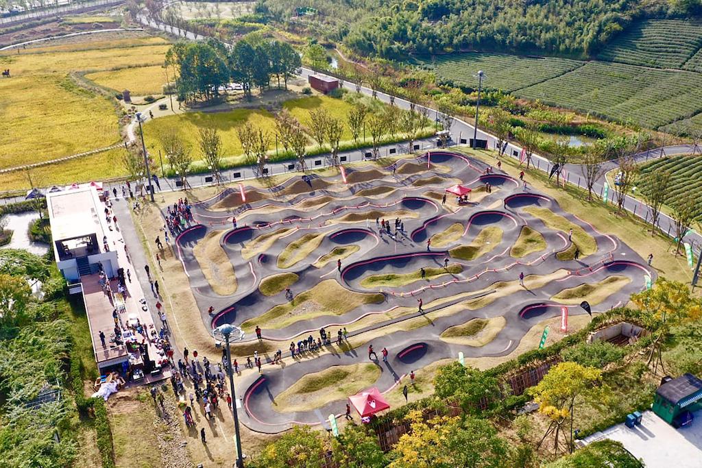 Velosolutions Pump Track Deqing China