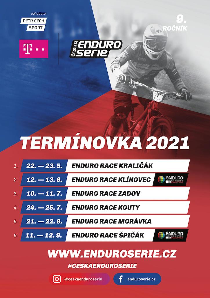 T-Mobile Czech Enduro Series 2021
