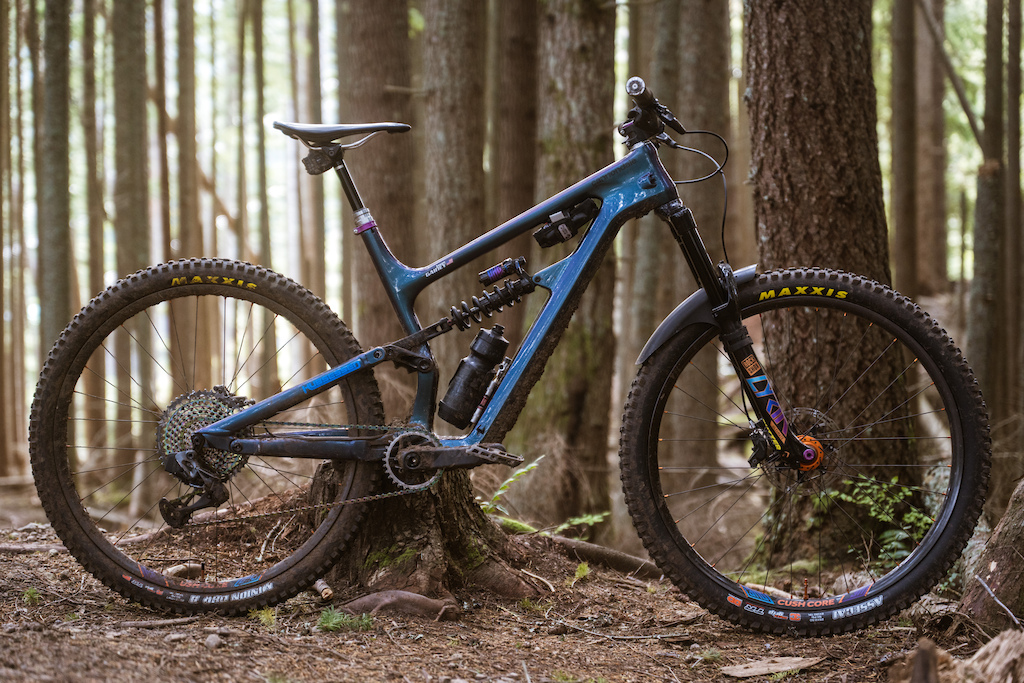 2020 Cannondale Habit SE We Are One wheels da package AXS Hubsessed