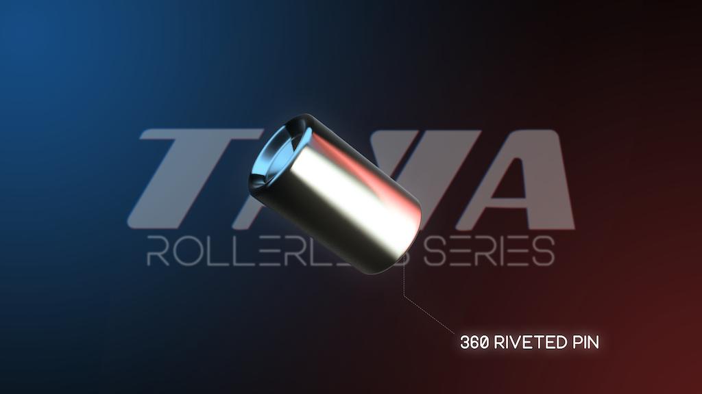 360 Riveted Pin