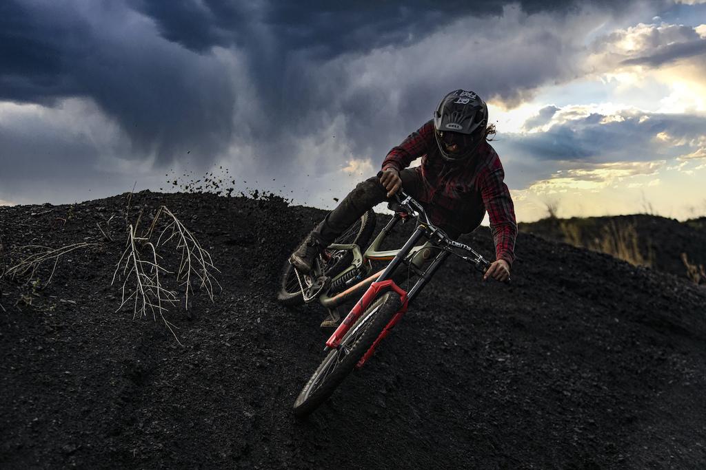 Sticky coal in Eastern Washington