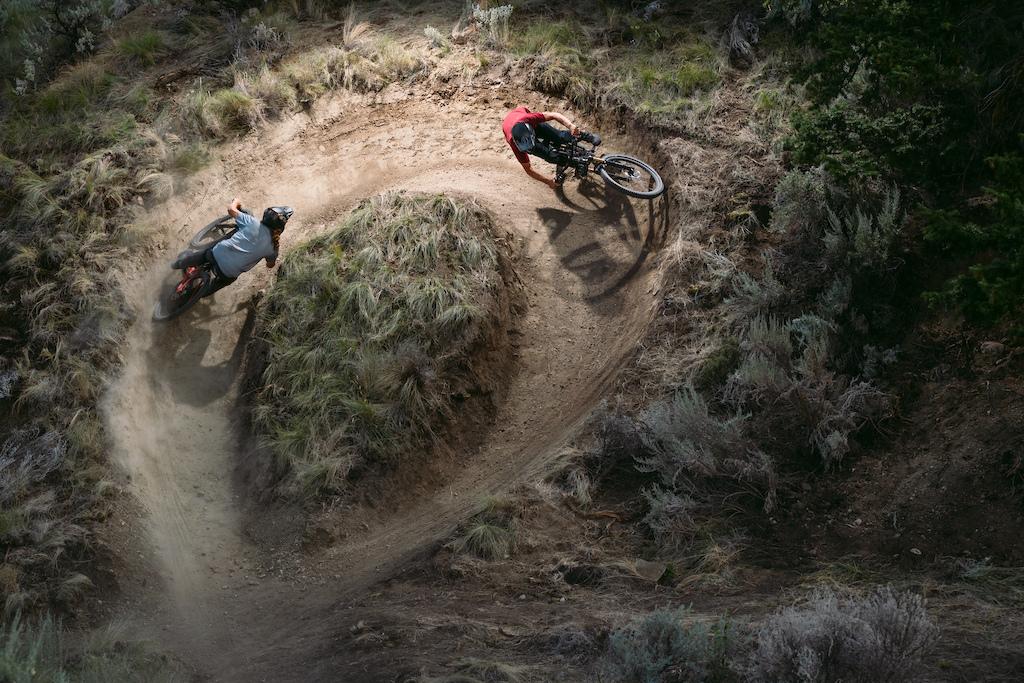 Matt Hunter Matty Miles - Kamloops BC - The Perfect Lap - Landmark Trailworks - Specialized Stumpjumper EVO