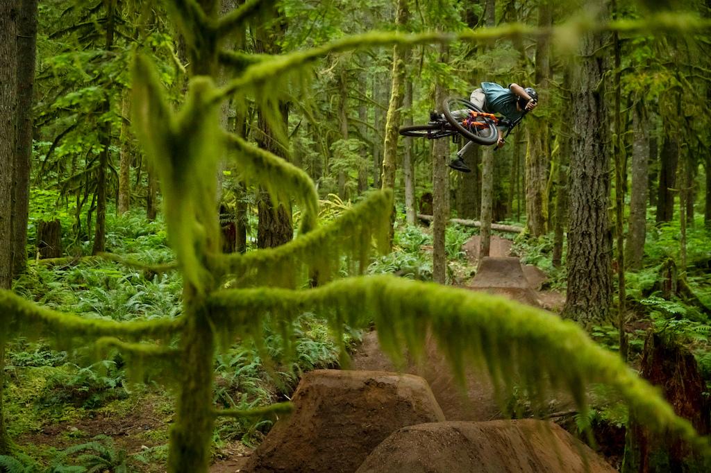 Jackson Goldstone in Squamish, BC
