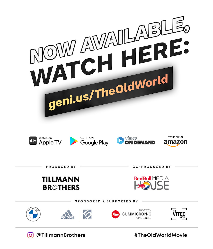 The Old world is now available on geni.us TheOldWorld