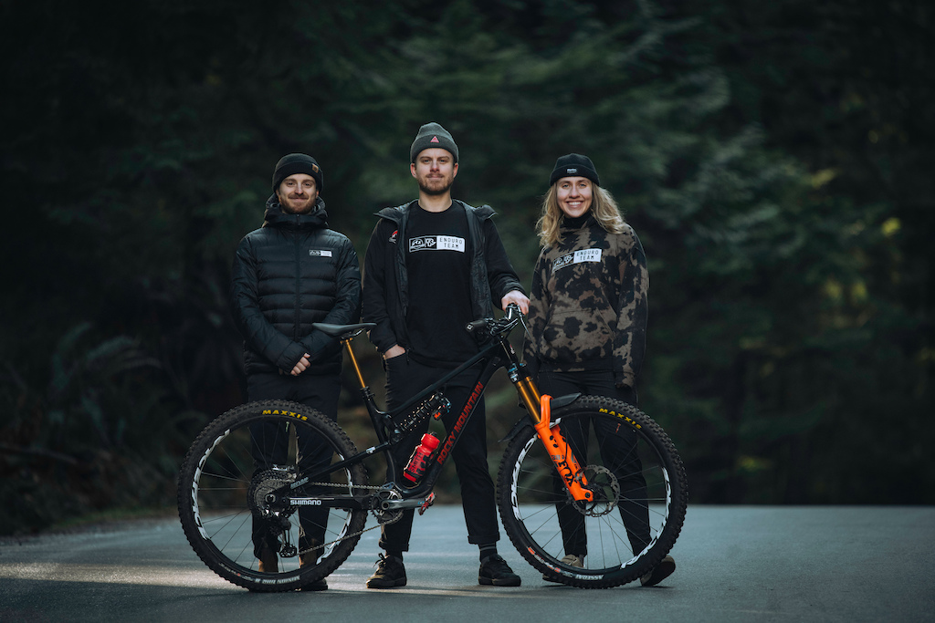2021 Rocky Mountain Race Face Enduro Team