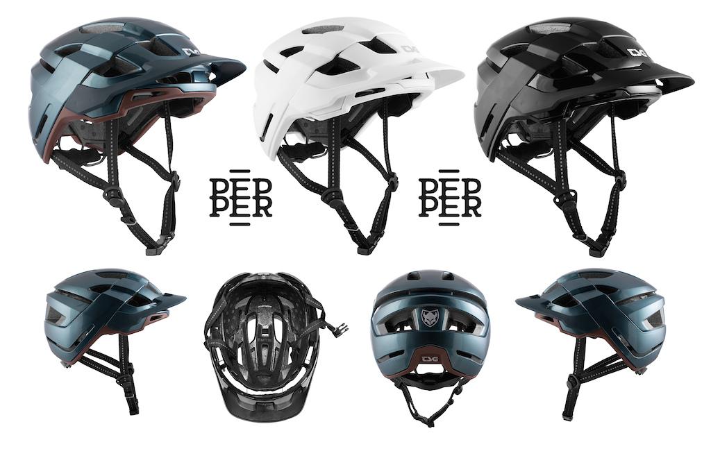 Pepper E-Mtb Helmet S021