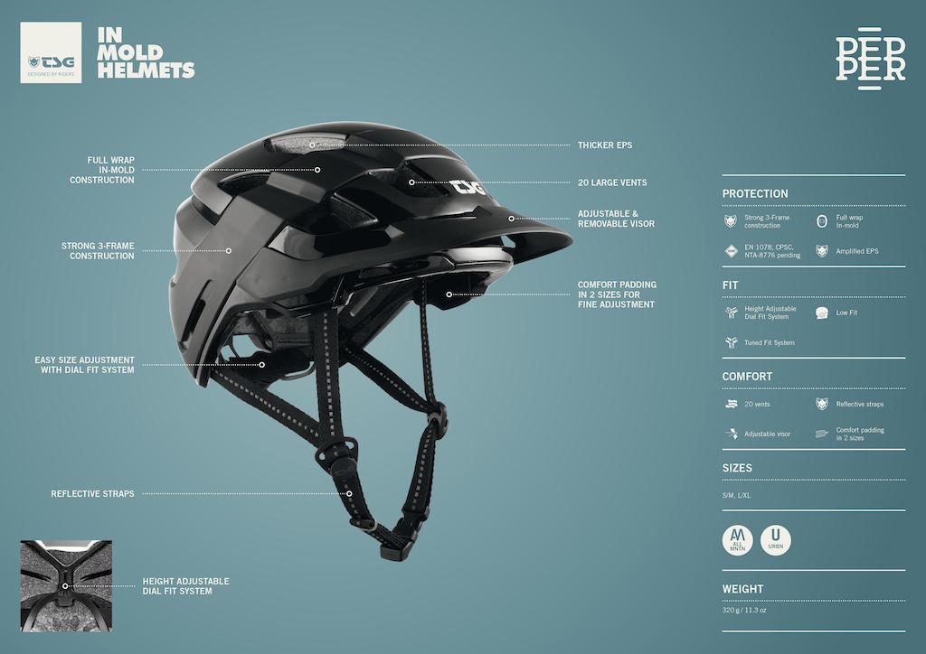 Pepper Helmet S021
