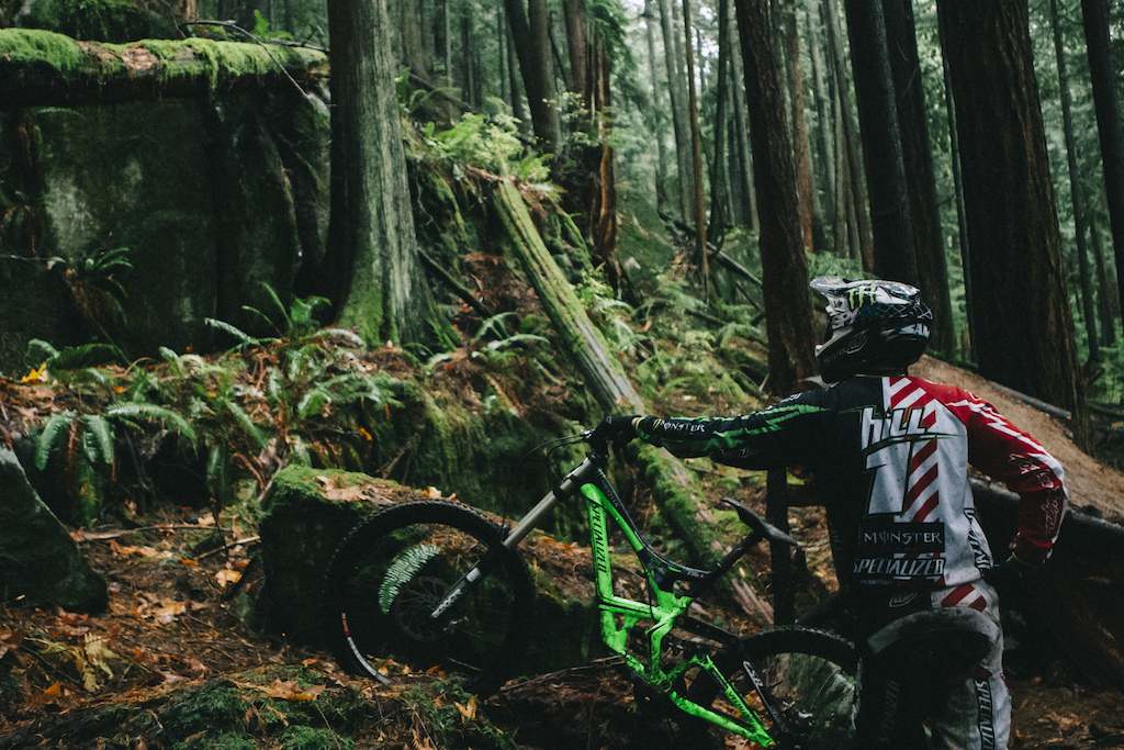 Sam Hill and Thomas Vanderham ride the north shore for the movie Follow Me