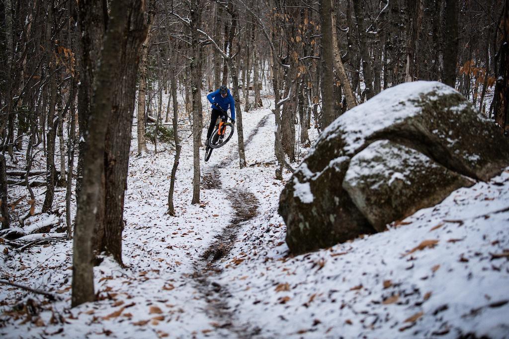 Peter Ostroski on the Rocky Mountain Altitude.