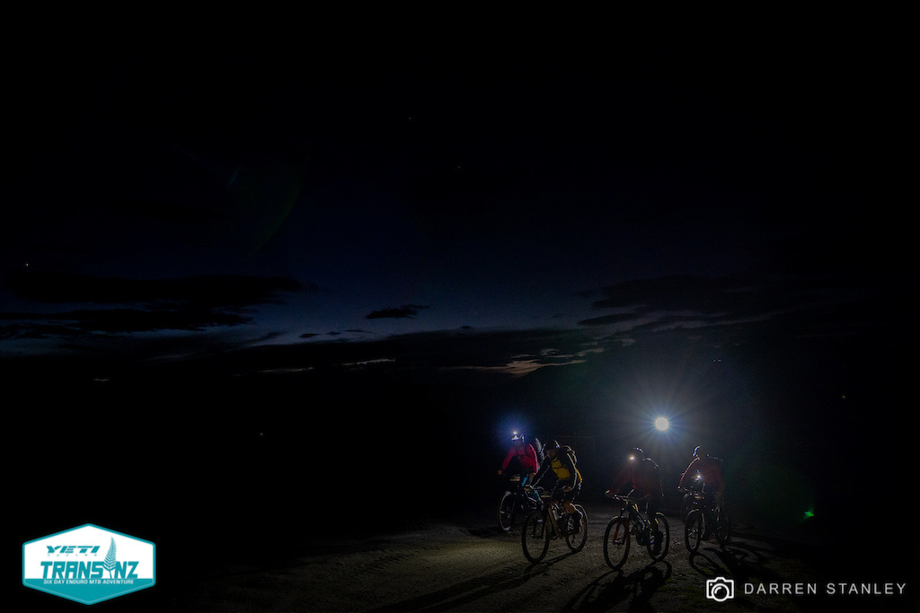Making our way to the top of Coronet Peak for a sunrise crew photoshoot