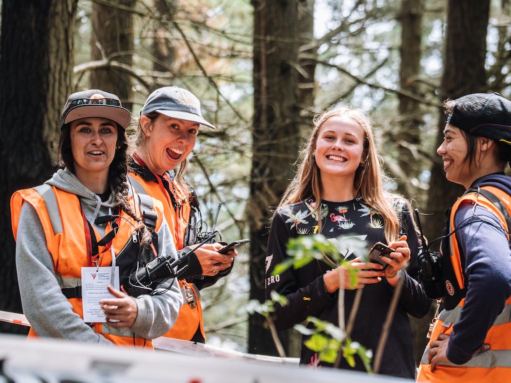 Volunteers make the world go round