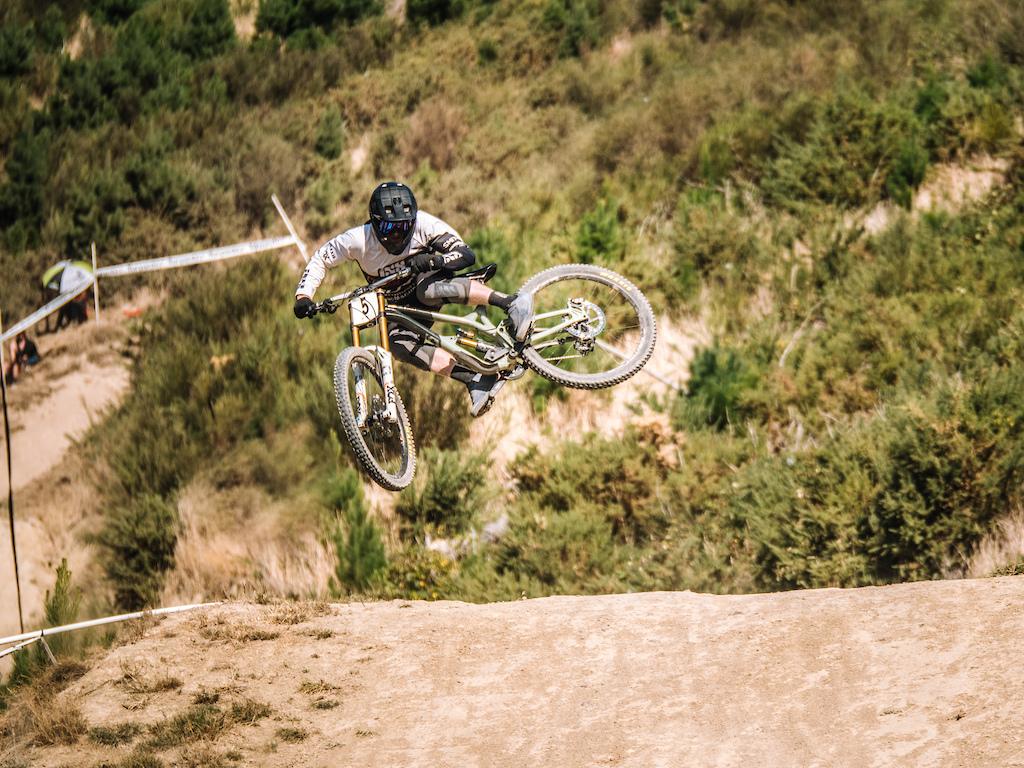 Bryn Dickerson full moto