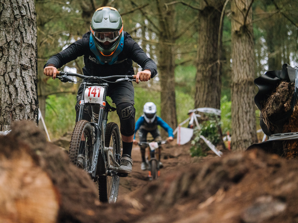 Jack Collins on the hunt to the top step of U13