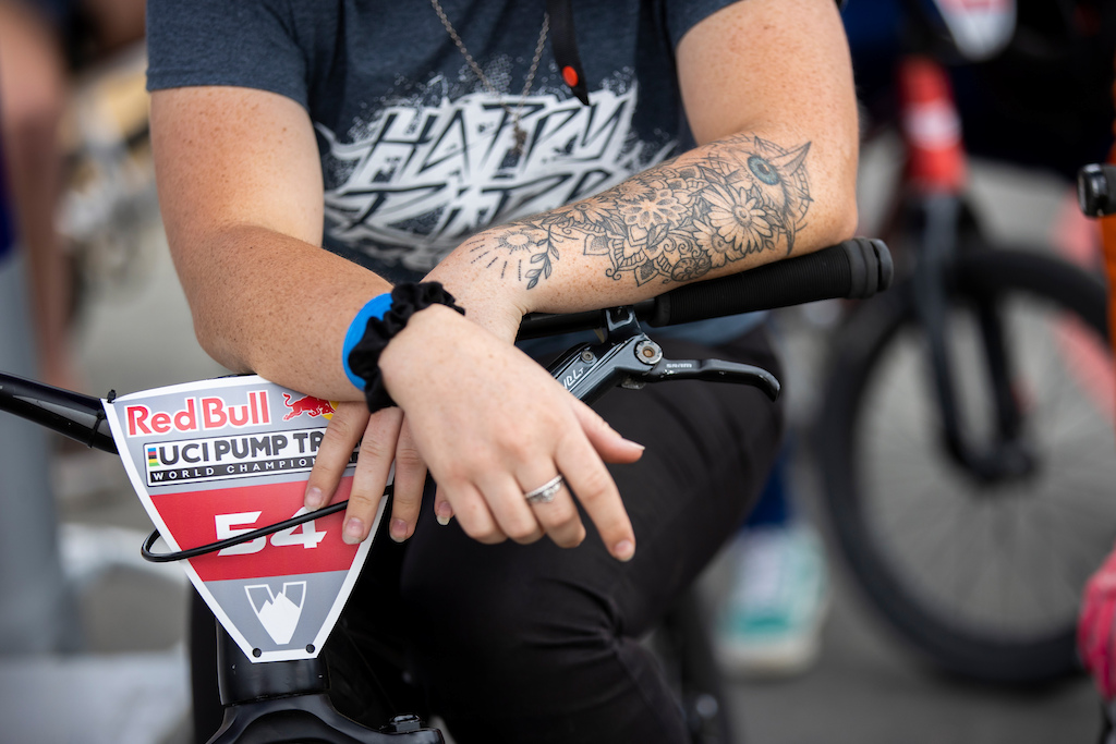 It it all in the detail at the Red Bull UCI Pump Track World Championships Qualifier in Cambridge New Zealand on March 20 2021
