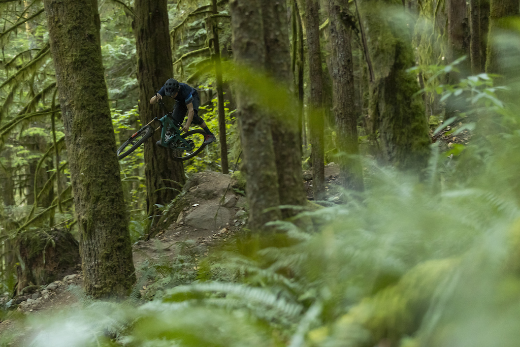 Jakob Murray with Lazer Helmets in Squamish BC