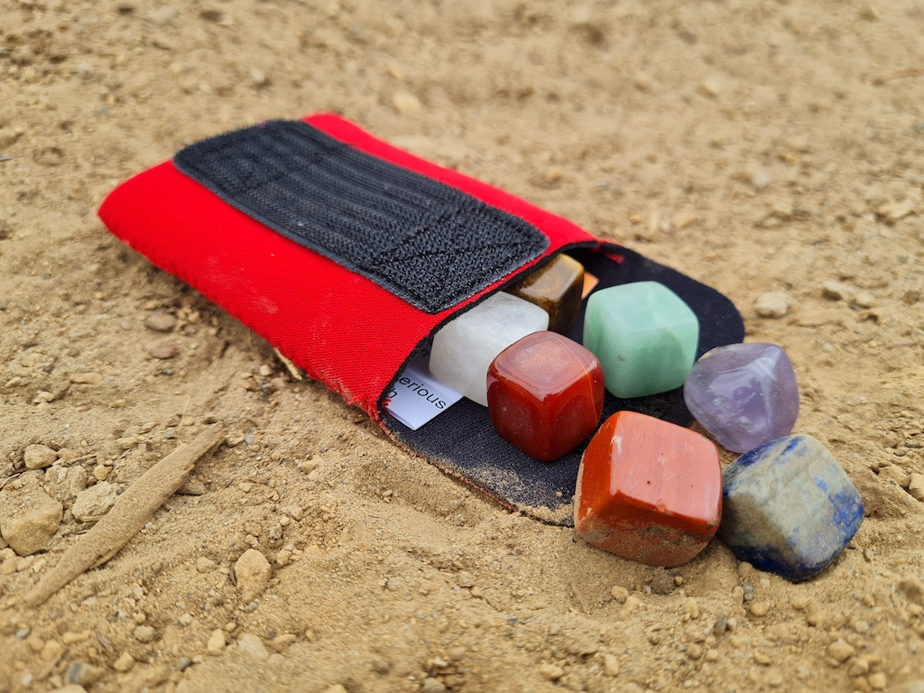 Neutron Components healing crystal kit