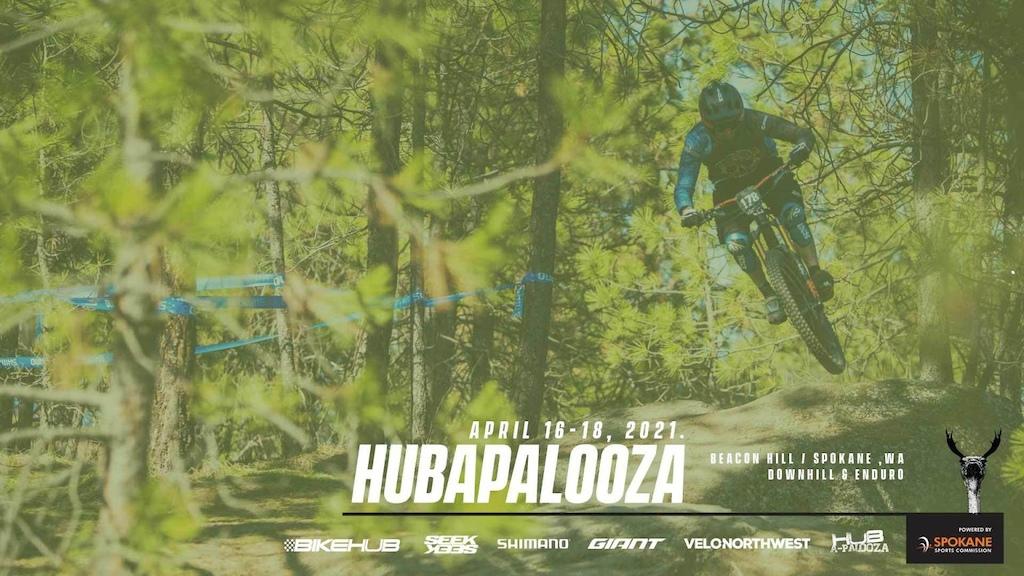 Hubapalooza 2021 banner
