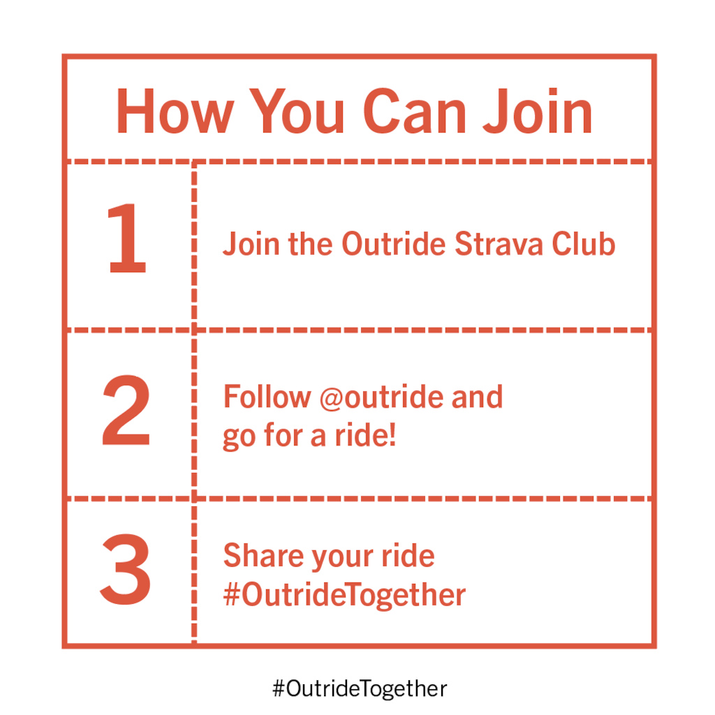 Join Outride Together