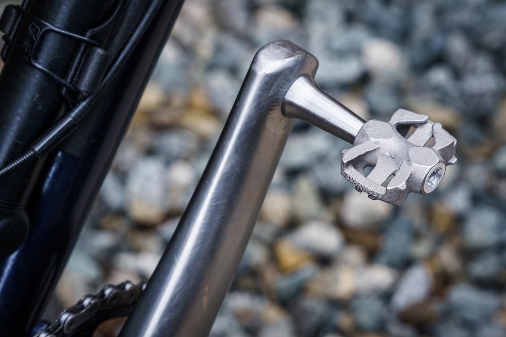 Titanum MyTi Ultra Pedals