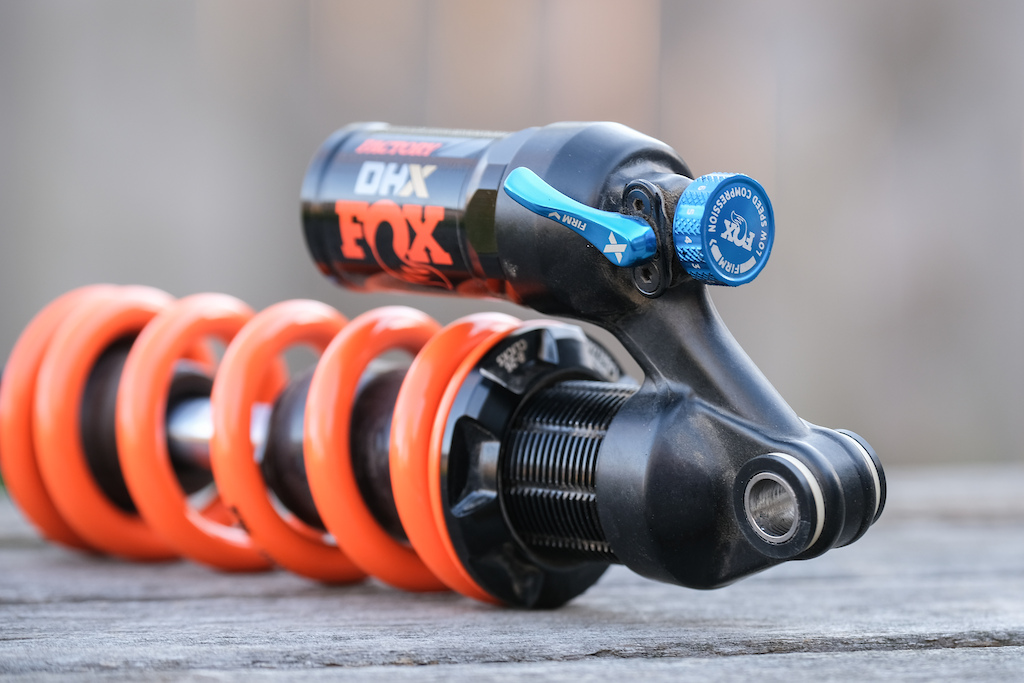 Fox Float X and DHX 2022