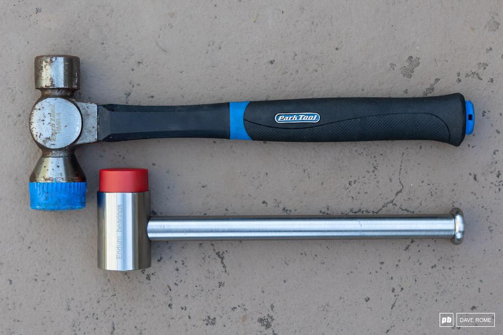 Enduro Pro Bearing Puller - BBT-222.