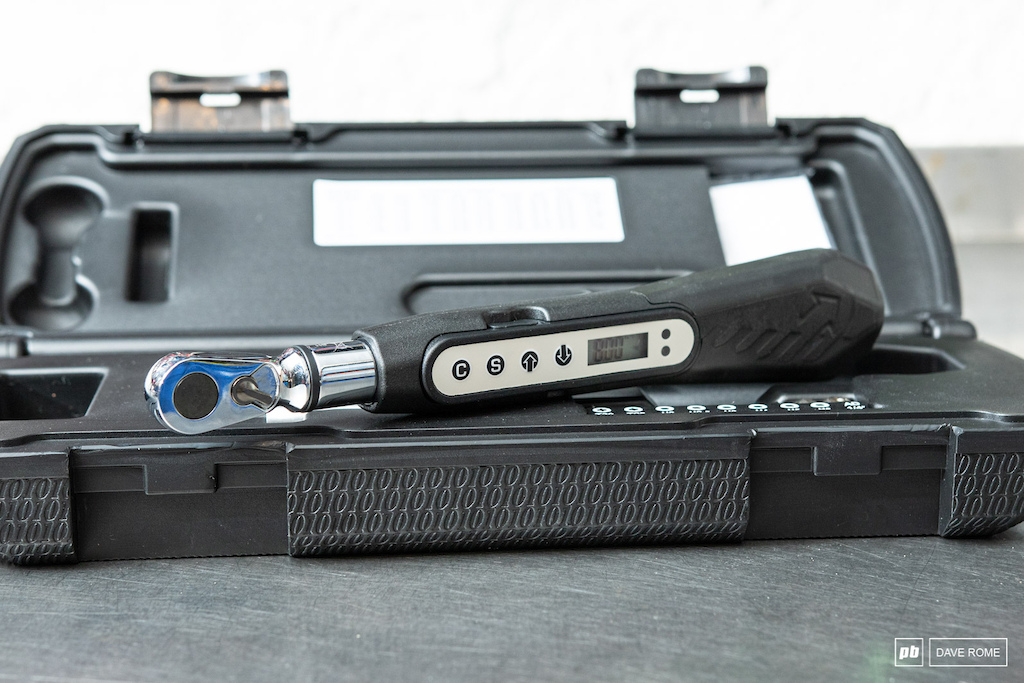 Pro Bike Gear Team Digital Torque Wrench.