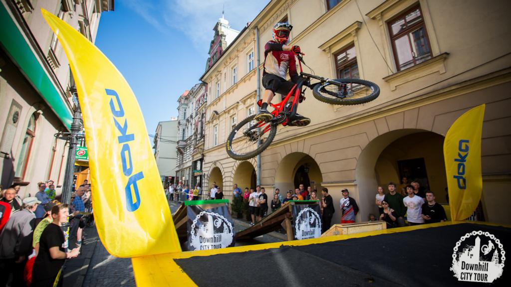 Doka Downhill City Tour Cieszyn 2018 edition