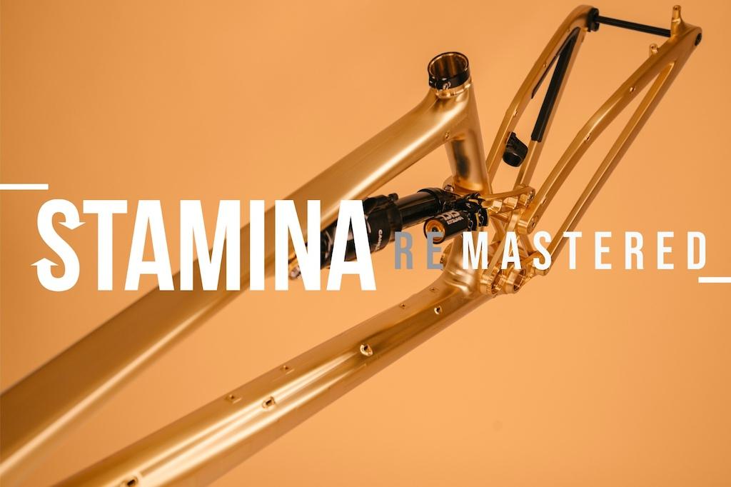 Stamina Remastered - Hero Image