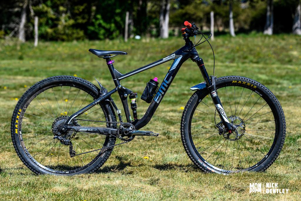 James Hunter s BMC Speedfox SF02