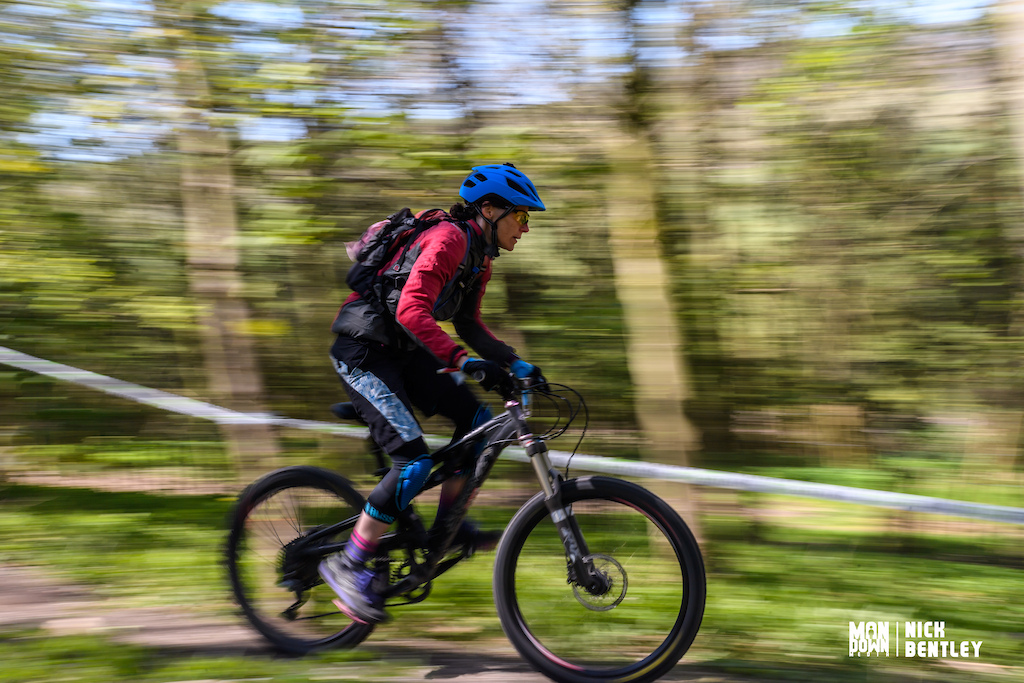 The women s field always seems to grow at every event honestly lady s get out and race there is such a friendly atmosphere especially at the Pedalhounds rounds you will love it.