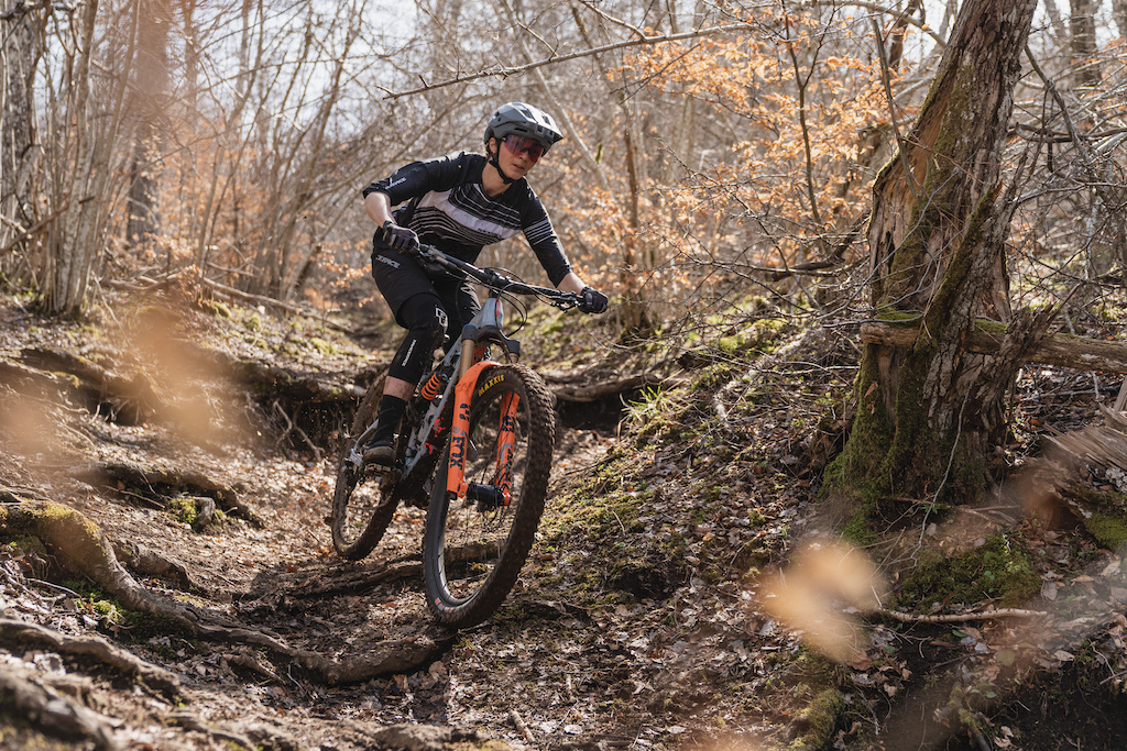 Take A Lap with Laura Charles Orbea Enduro Team