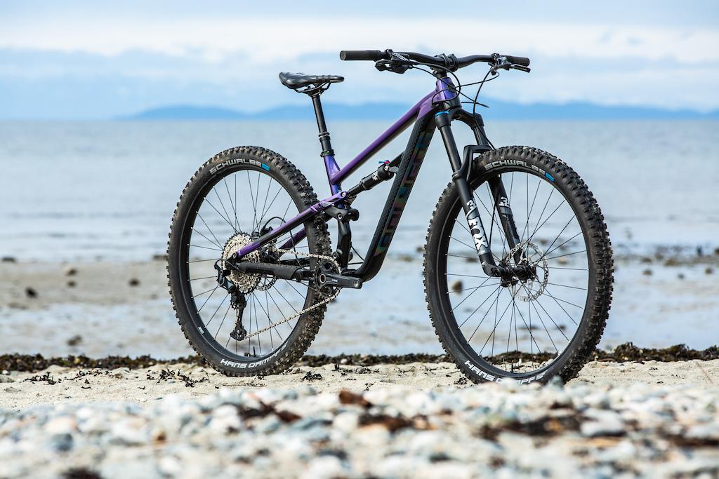 Polygon Siskiu T8. Value Bikes Field Trip 2021. Photo by Tom Richards