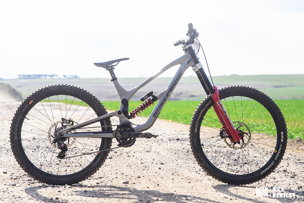 Tom Rochester's Nukeproof Descent