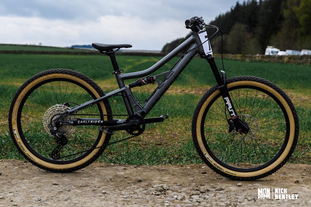 Kobe Tetley s Early Rider Hellion X 24