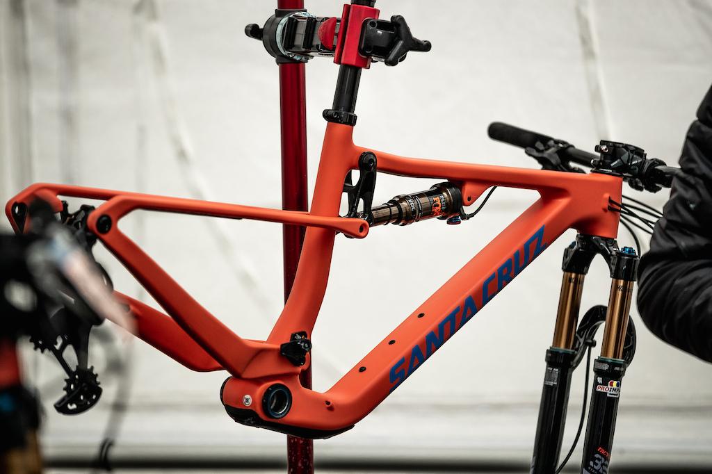 Santa Cruz XC bike 2022