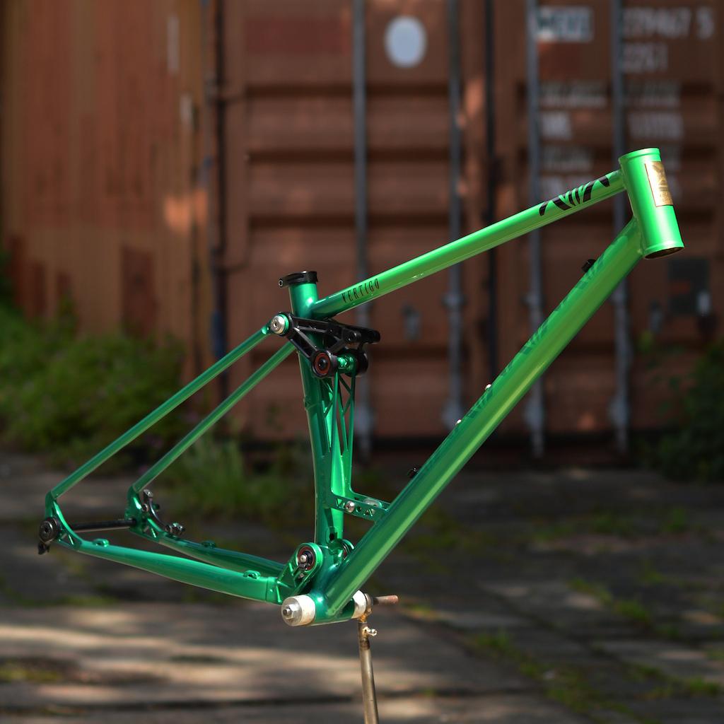 project12 - Vertigo Mk4  650b, XC/Trail